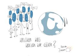 Haus der Zukunft Berlin Illustration