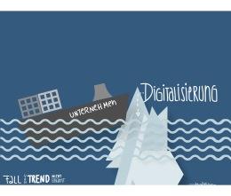 Trend Digitalisierung